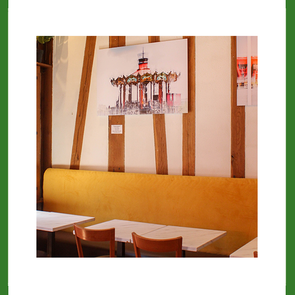 Café Cult' - Restaurant Nantes