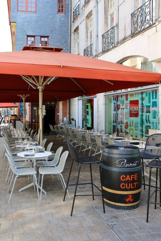 Le Restaurant - Café Cult' - Restaurant Nantes